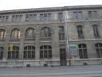 façade rue Colbert detail.