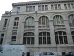 détail façade rue colonel Jean Baptiste Pétre
